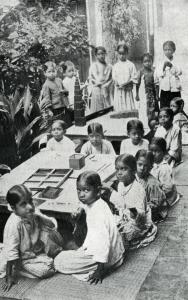 casa de niños india