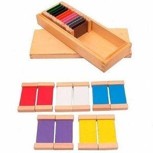 caja de color montessori 2