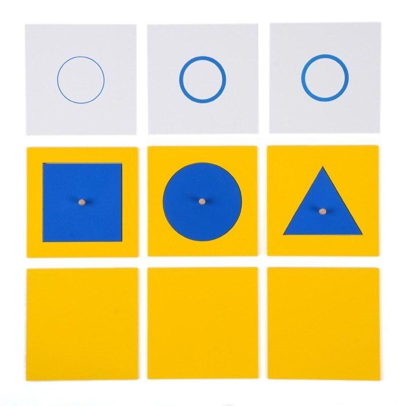 figuras geometricas montessori