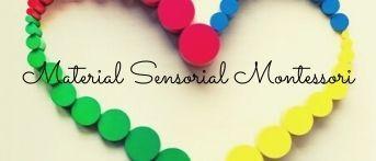 maria montessori material sensorial