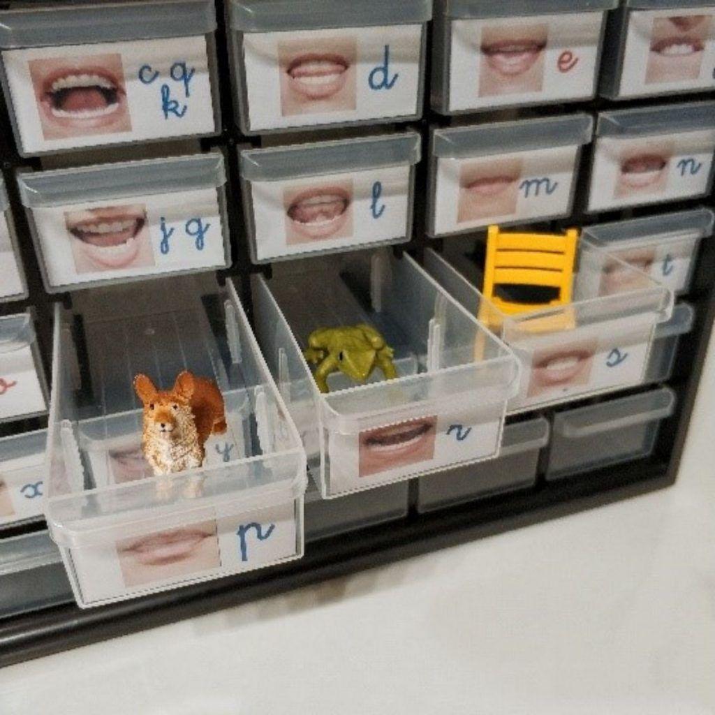 caja sonidos montessori