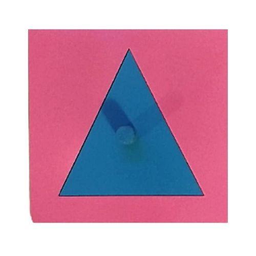 resaque triangulo montessori