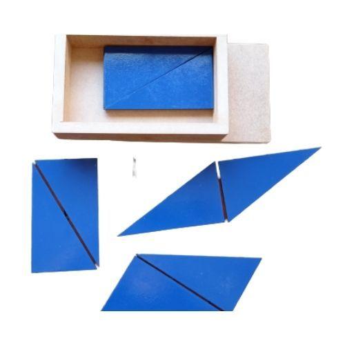 triangulos montessori