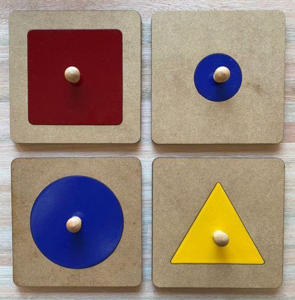 puzles individuales
